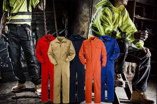 safety industrial workwear products